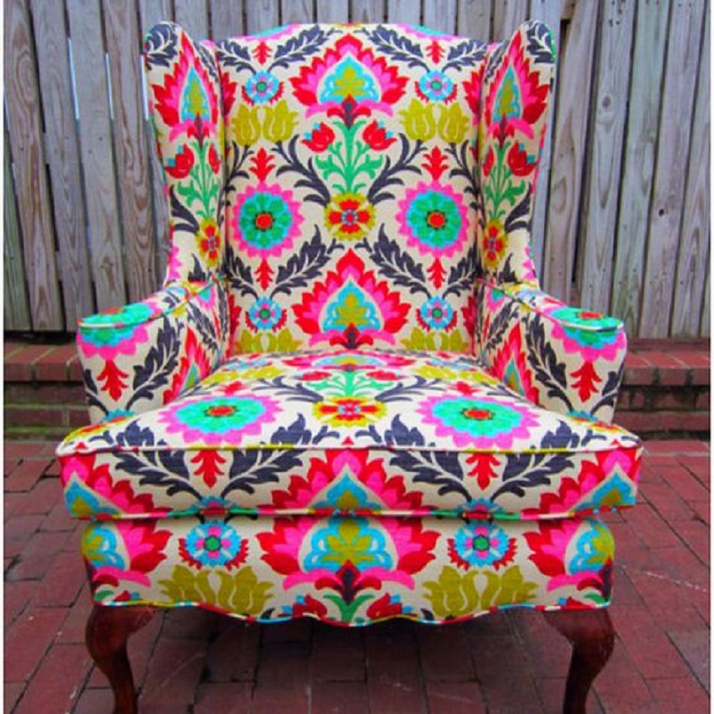 Colorful Summer Chair
