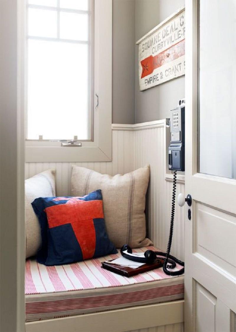 Cute Closet Phone Booth