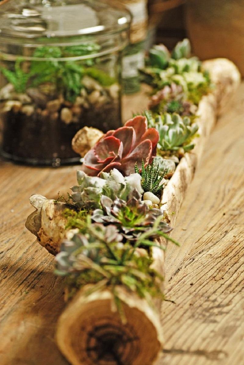 Log Arrangement