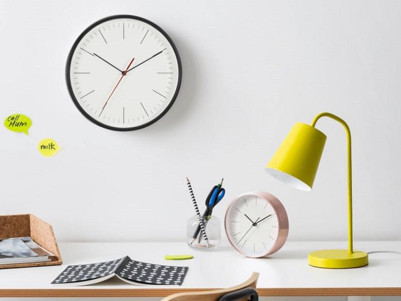 Wall Clock Accents