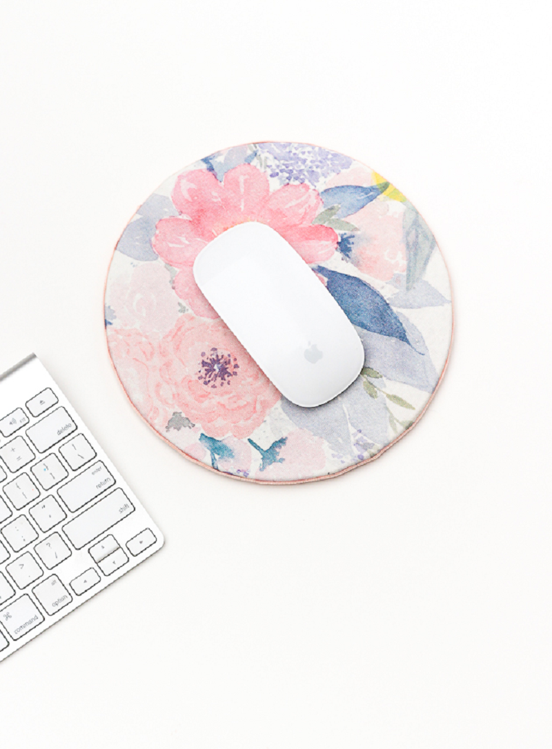 Diy Fabric Mousepad