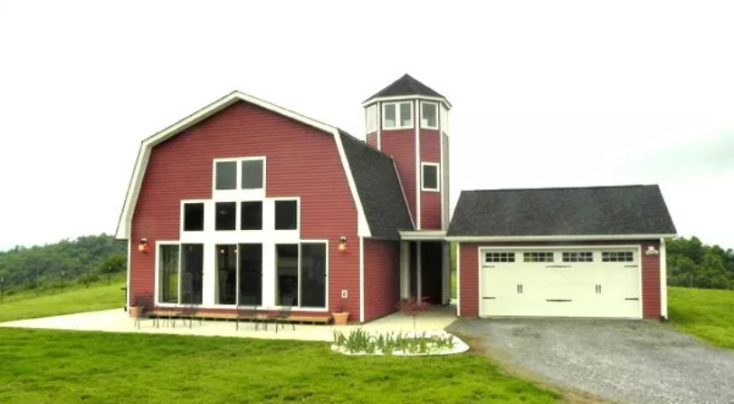 Barn Home Style