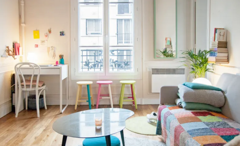 Copy Form Paris Apartment Design