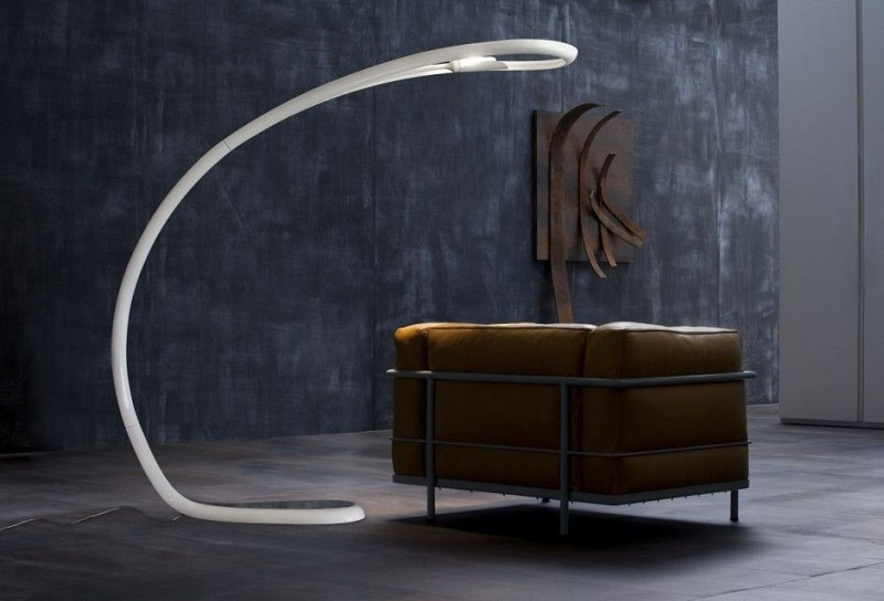 The Semjase Floor Lamp
