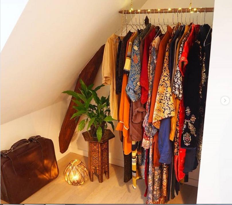 Add A Clothing Rail