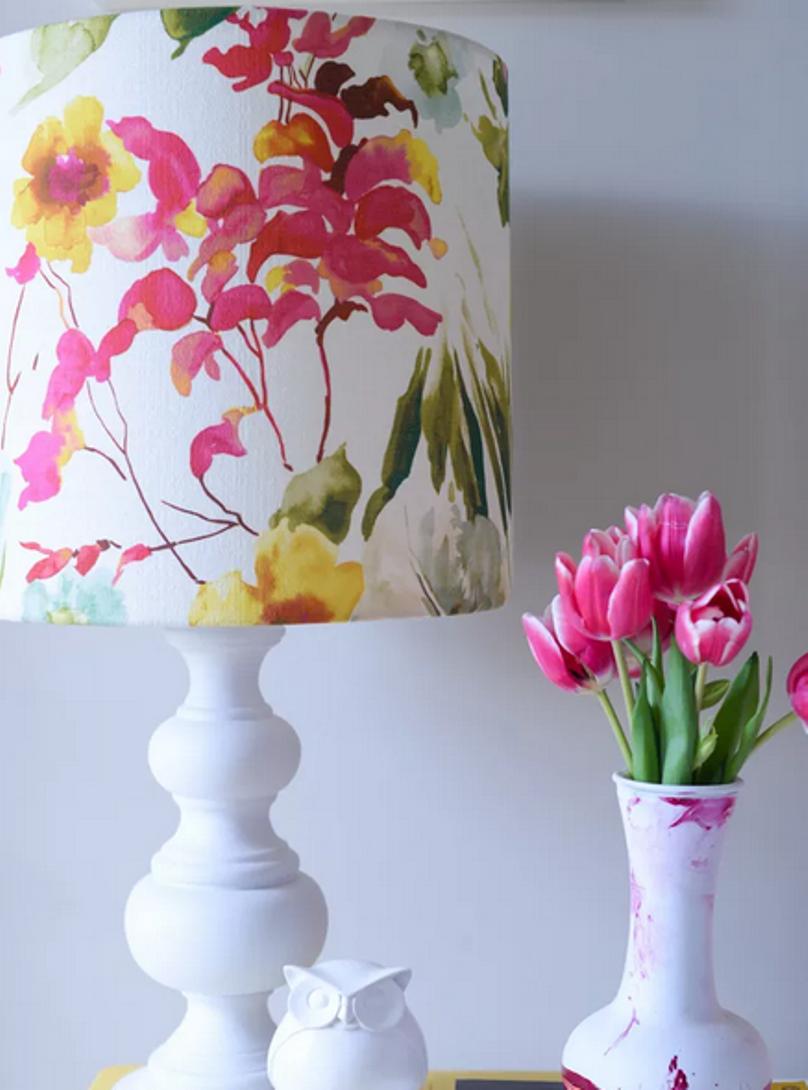 Bold Floral Fabrics