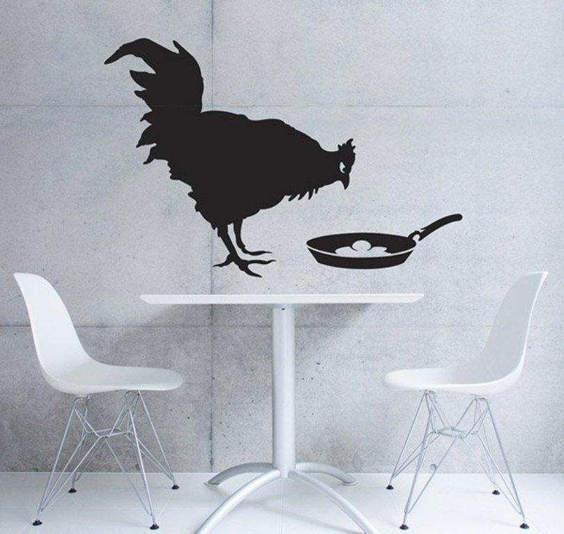 Chicken Wall Art