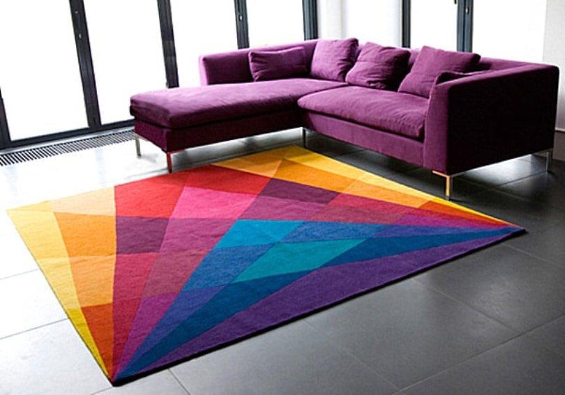 Rainbow At Living Room
