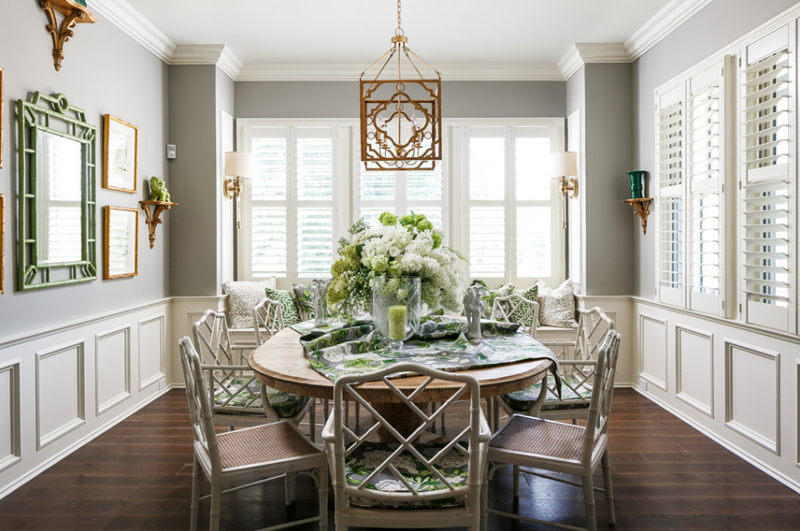 Rustic Appeal Dining Room