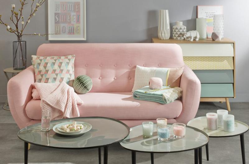 With Inspiring Sofa