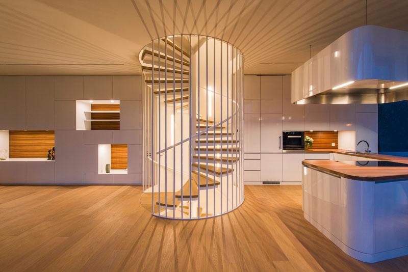 Flex Spiral Stairs