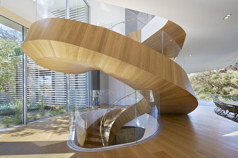 Huge Sculpture Indoors