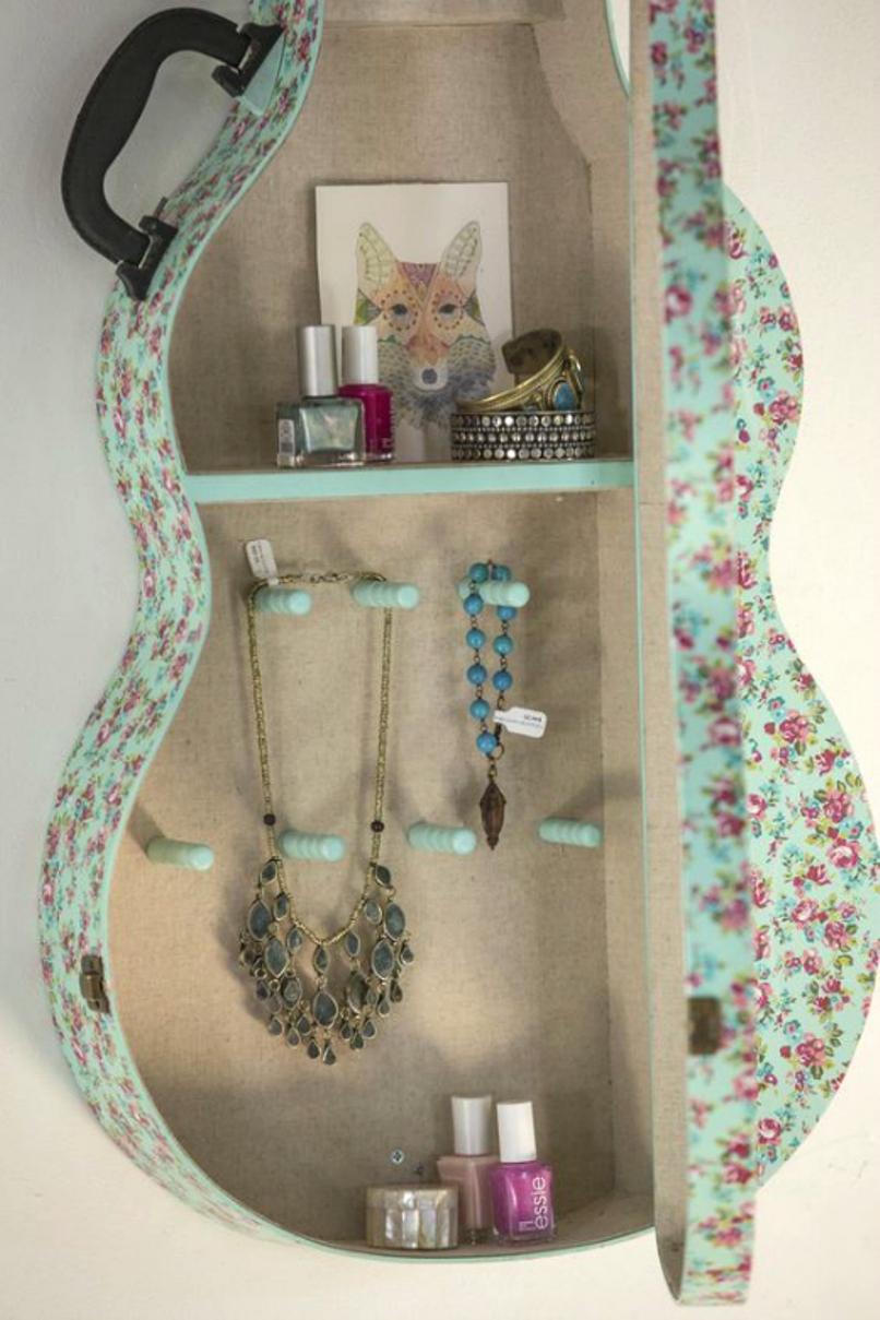 Junk Gypsy Guitar