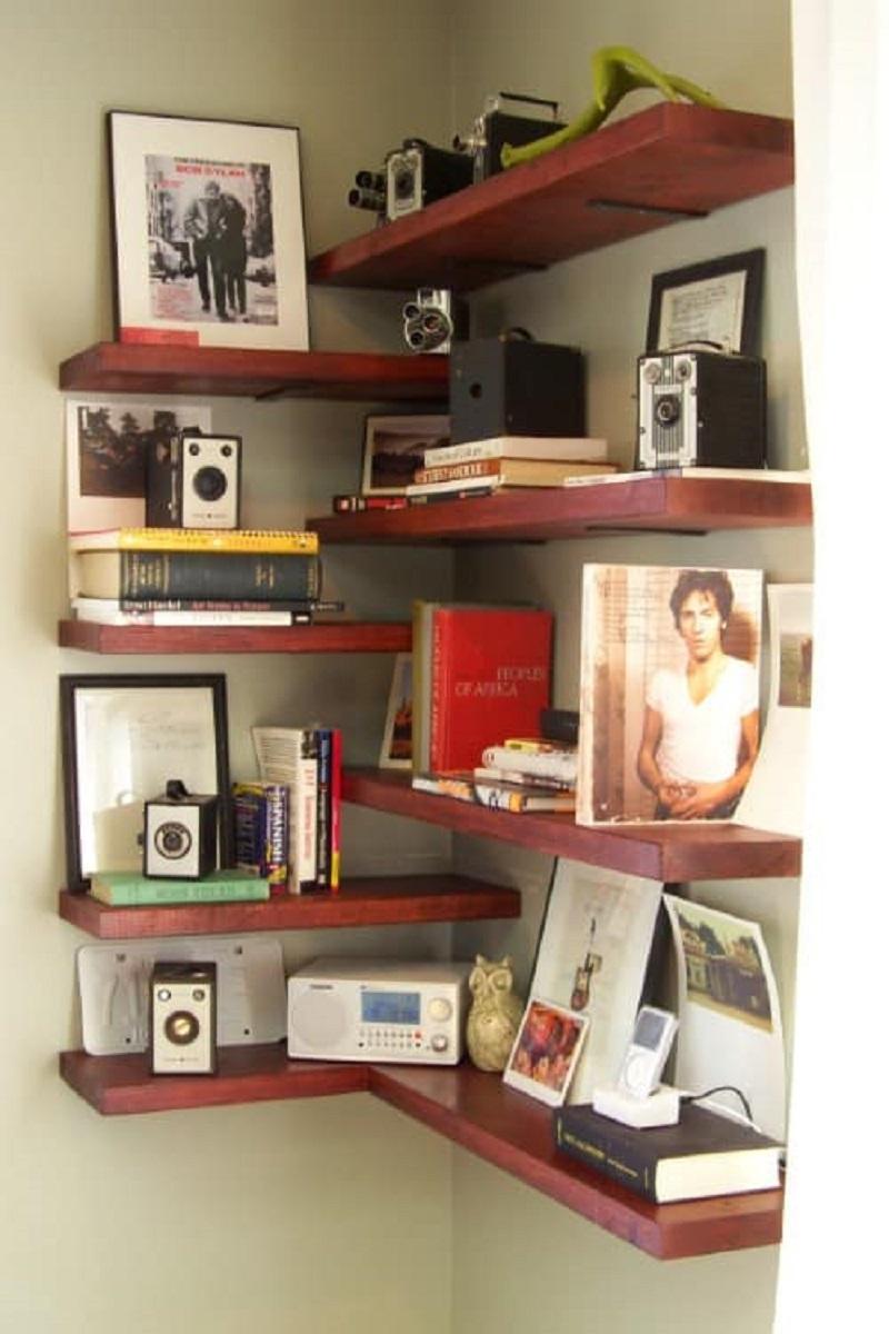 Shelves For Extra Storage