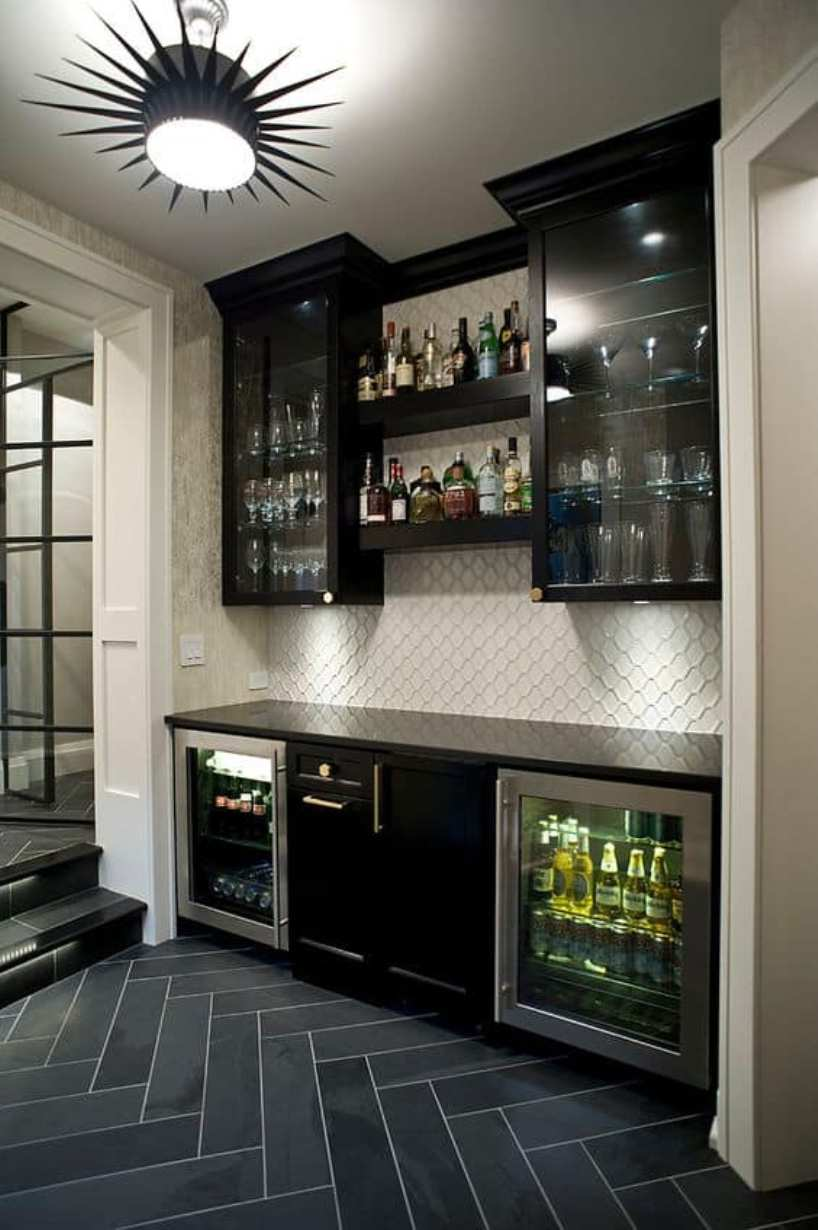 8 Impressive Basement Bar Ideas For Your Home Even With Small Space Talkdecor