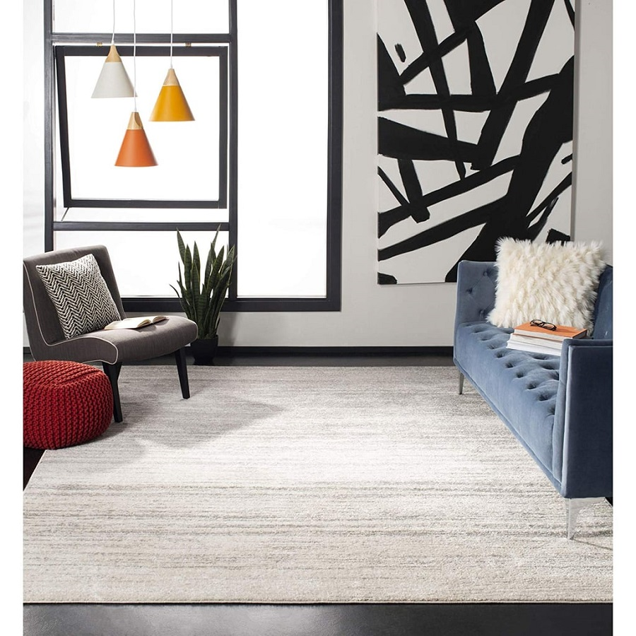 Abstract Area Rug