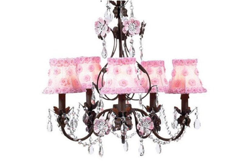 Arm Flower Garden Chandelier