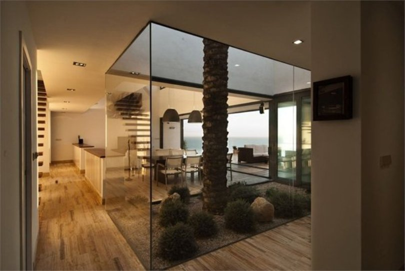 Glass Interior Garden