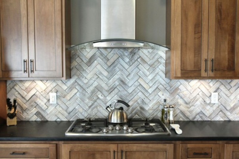 Herringbone Pattern For Backsplash