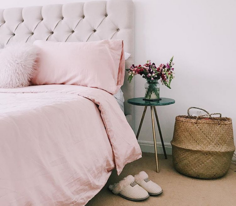 Millaneal Pink Bedroom