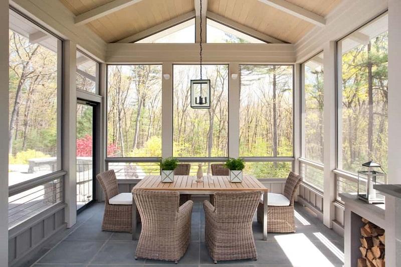 Porch Sunroom