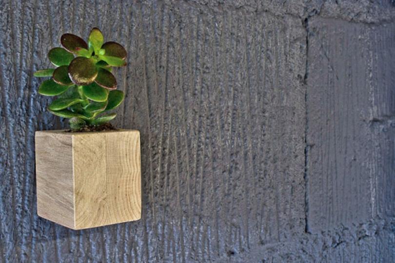 Hollow Blocks Planter