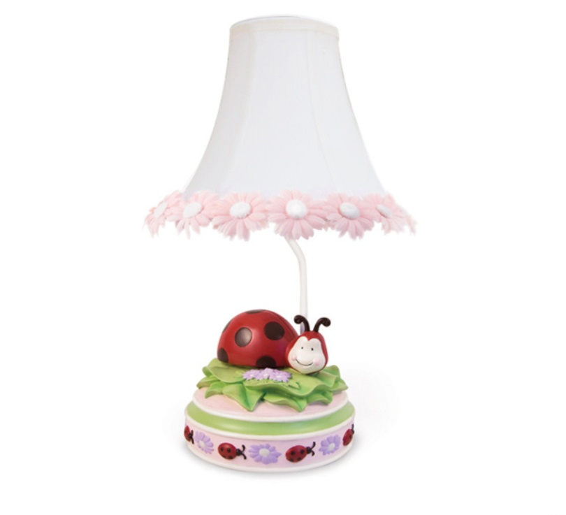 Ladybug Table Lamp