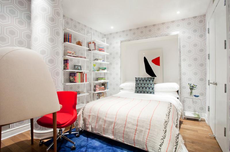 White Bedroom Condo