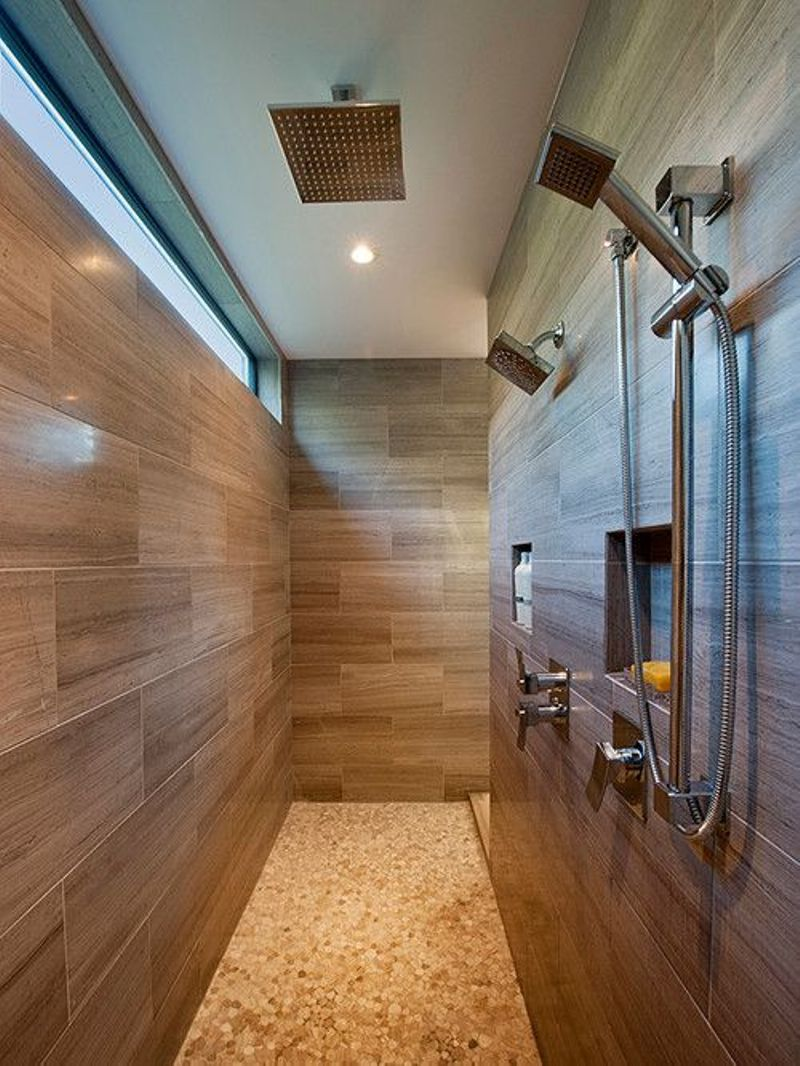Large Rainfall Shower