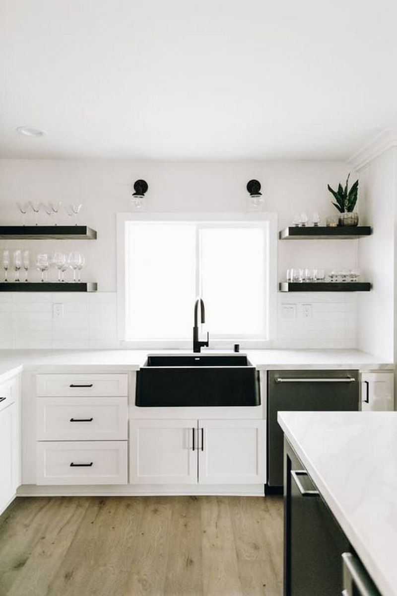 5 Farmhouse Kitchen Sink Ideas That Look Authentic Talkdecor