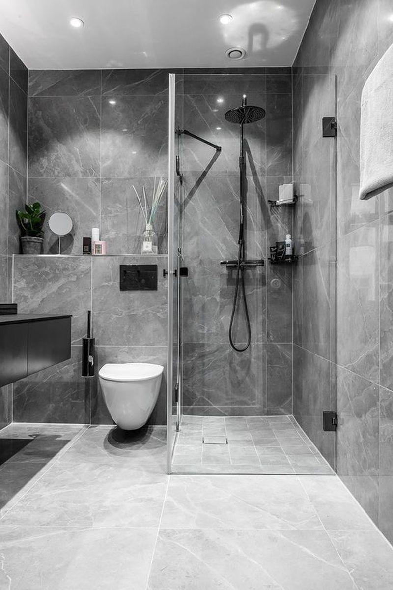 Neutral Colored Bathroom Tiles