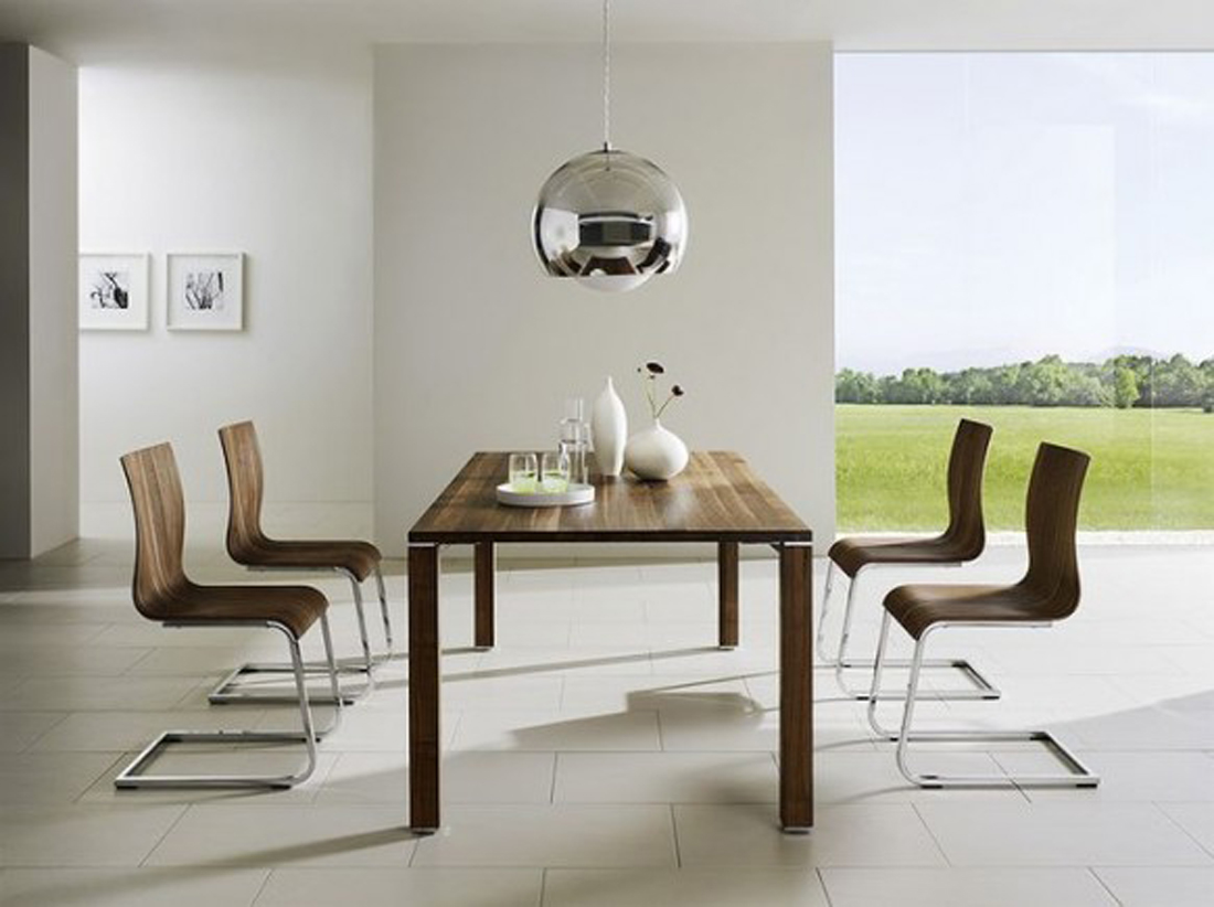 5 Exciting Dining Set Ideas For A Minimalist Dining Room Talkdecor
