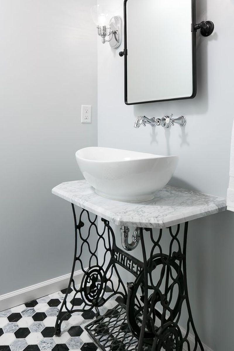 5 Creative Bathroom Vanity Ideas From Repurposed Materials Talkdecor