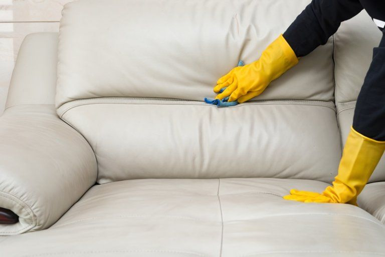 5 Simple Tips for Cleaning a Fabric Sofa - Talkdecor