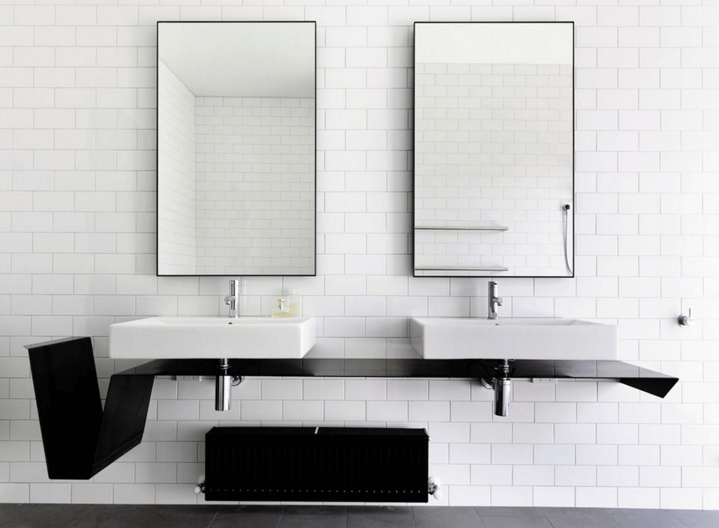 22 Bathroom Mirror Ideas for Different Effect - Talkdecor