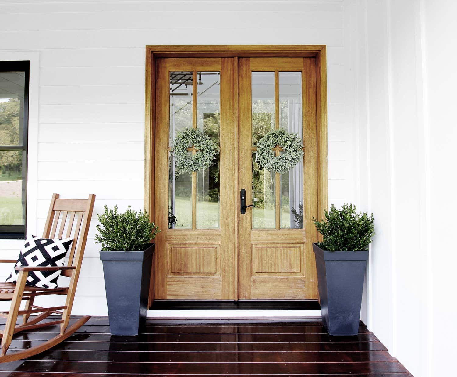 27 Benefits Of Using French Door In Your Farmhouse Style House Talkdecor