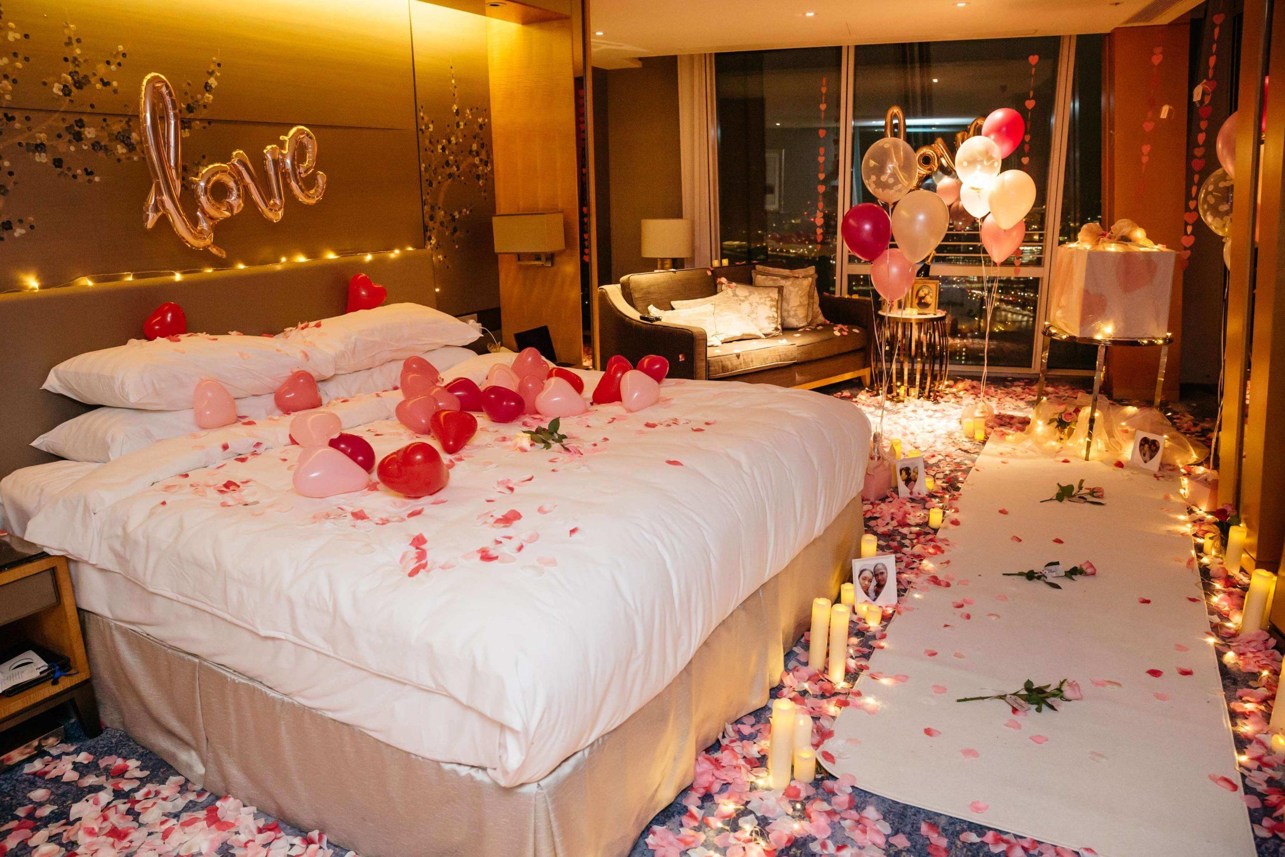 Comfortable Valentine Bedroom Decor Ideas Talkdecor