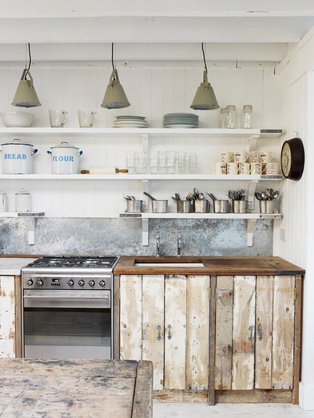 Country Farmhouse Kitchen Cabinets Incredible Rustic Farmhouse Kitchen CabiIdeas   Talkdecor