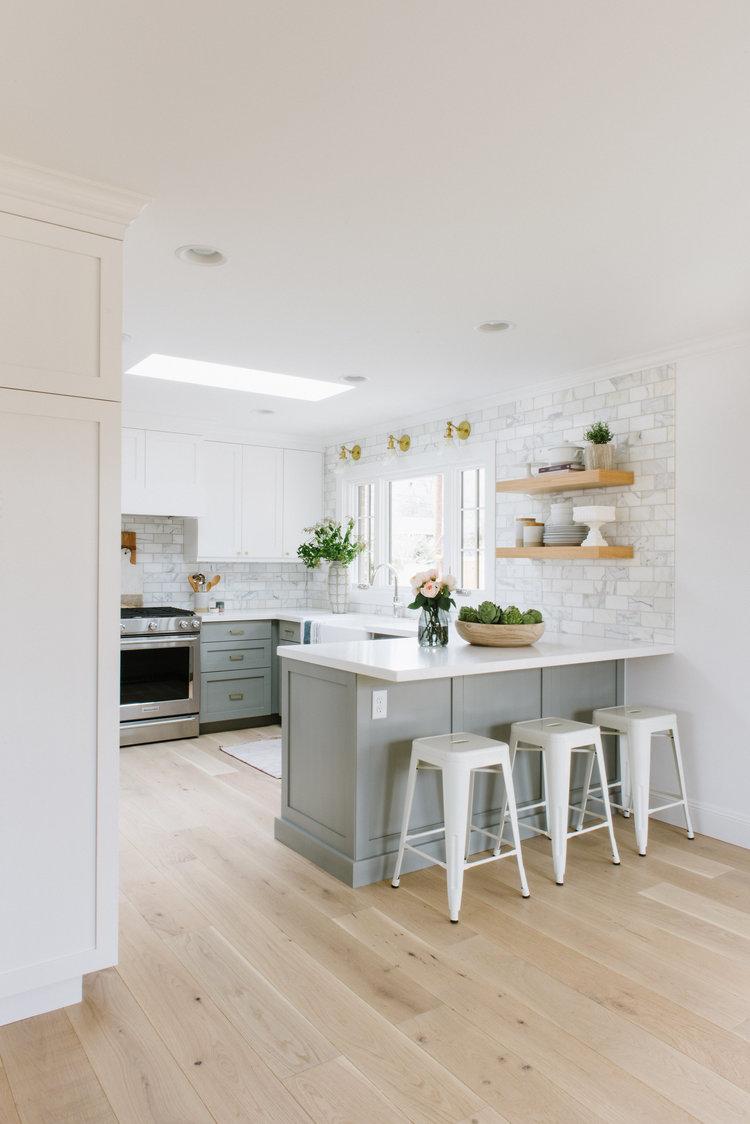 10 small kitchen layout design ideas - talkdecor