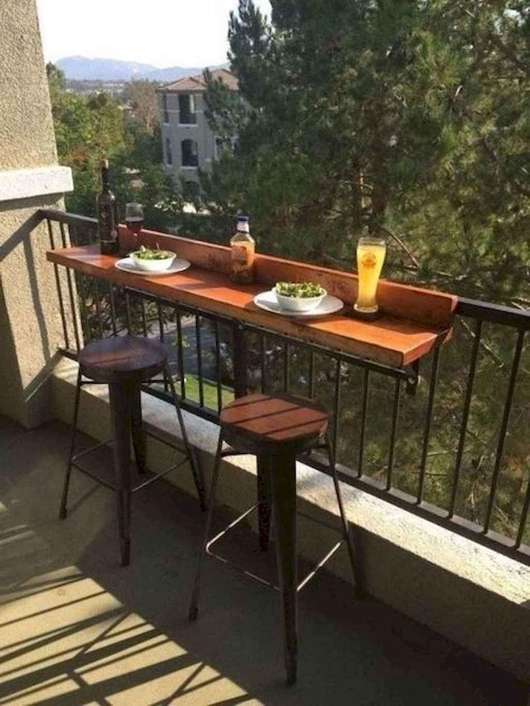 10 Inspiring Mini Bar Design Ideas On Your Apartment Balcony Talkdecor
