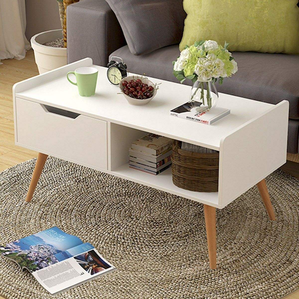 10 Best Coffee Table for Small Space - Talkdecor