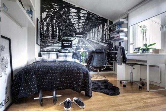 Porter Dining Room Set, 10 Cool Teenage Boy Room Decor Ideas For A Hard To Please Boy Talkdecor