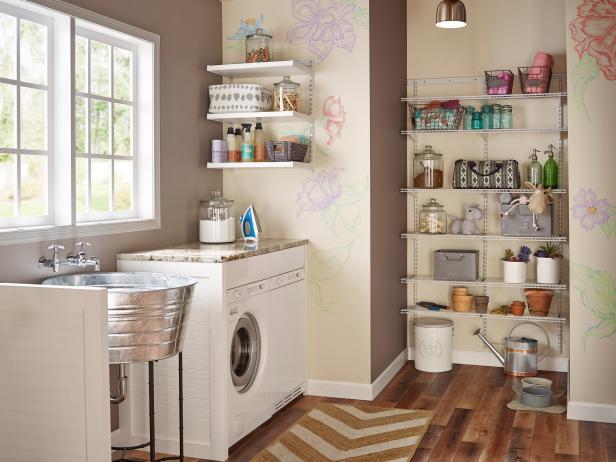 10 Genius Storage Ideas For Your Small Laundry Room Talkdecor