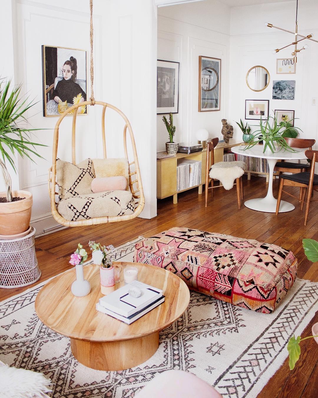 10 Aesthetic Boho Furniture Ideas You Should Have Talkdecor